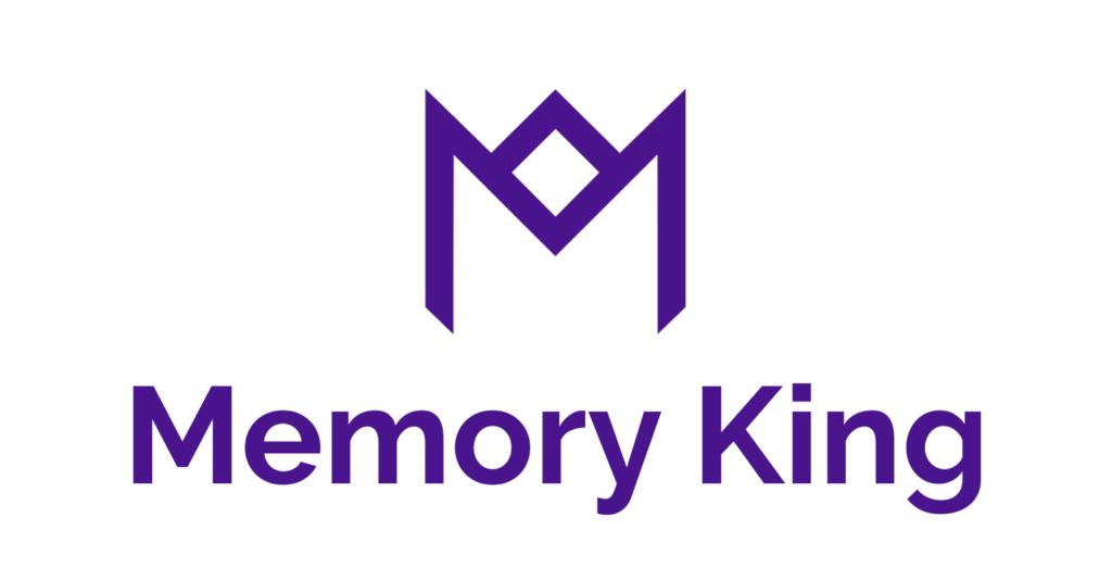Memory King - Logo