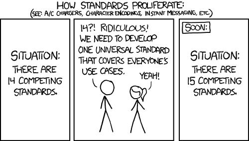 JS standards