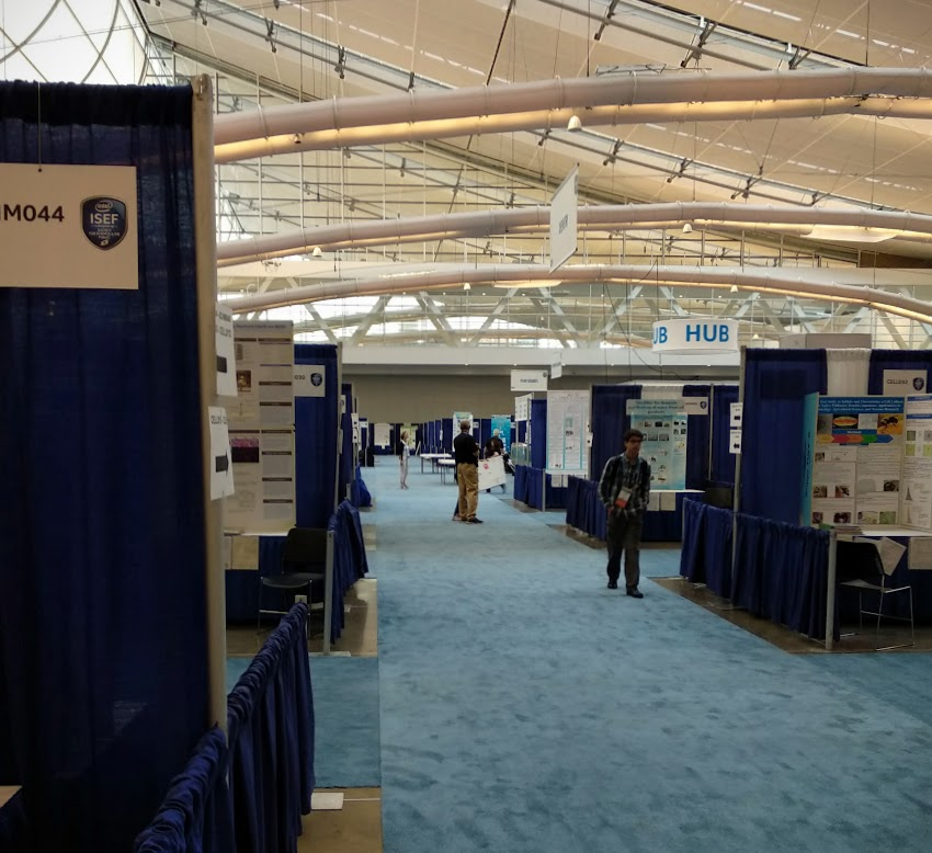 """The Intel International Science and Engineering Fair (Intel ISEF) is the world's largest international pre-college science competition."""